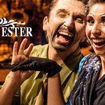"""Obra """"La Negra Ester"""" de la compañía Gran Circo Teatro en Teatro Nescafé de las Artes, del 15 al 17 de septiembre"""