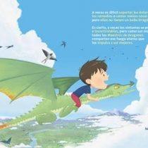 Un libro infantil que ayuda a niños y niñas que padecen enfermedades inflamatorias intestinales