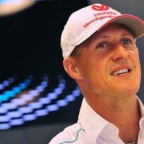 El ex campeón de la Fórmula 1 Michael Schumacher
