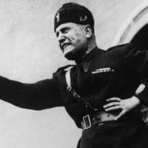 El misterioso mensaje que Benito Mussolini