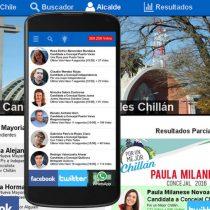 Cómo serán las elecciones en 2050: aplicación Elecciones-Municipales.cl implementa votación en tiempo real