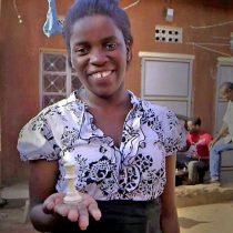 [VIDEO VIDA] La niña africana que se convirtió en la inesperada heroína de