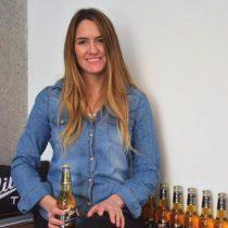 Andrea Pesce: la mujer que se abrió camino en el competitivo mercado de las cervezas en Chile