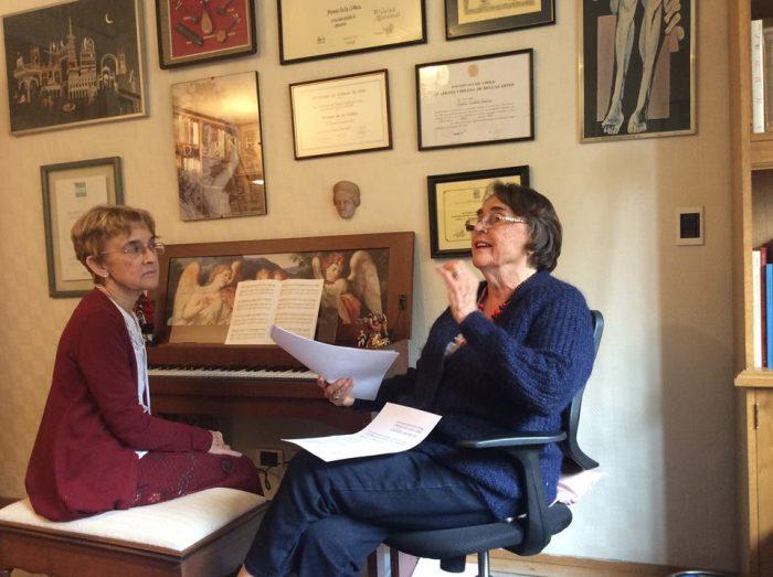 A los 94 años la destacada compositora Sylvia Soublette vuelve a los escenarios
