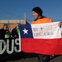 [GALERÍA] Pescadores protestan a lo largo del país por Ley de Pesca