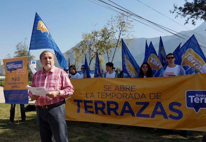 Candidato a alcalde por Vitacura lanza su campaña con promesa de mejorar la seguridad ciudadana