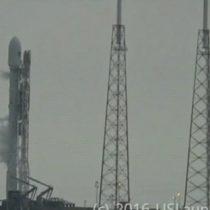 [VIDEO] La dramática explosión del cohete de SpaceX que pone en entredicho la exploración espacial comercial