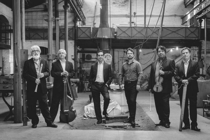 Concierto de música inglesa del siglo XIII con Syntagma Musicum en U. de Santiago, 19 de octubre. Entrada liberada
