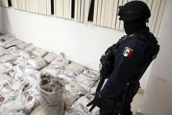 México: cortan las manos a siete personas por una presunta deuda de drogas