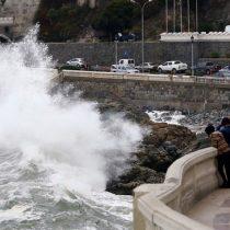 Armada advierte fuertes marejadas anormales en el litoral central este fin de semana