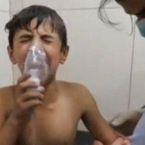 El ejército sirio lanzó un nuevo ataque químico, denuncia una investigación de la ONU