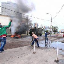 [FOTOS] Pescadores protestaron en todo el país contra Ley Longueira