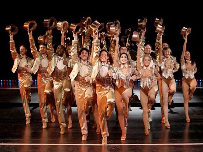 Musical A Chorus Line en Teatro Oriente, 13 al 23 de octubre