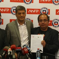 ANFP firma acuerdo contra discriminación