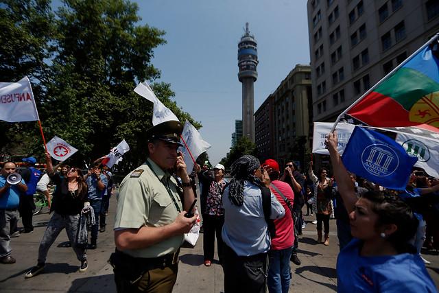 Empleados Públicos retomarán huelga tras fin de semana largo