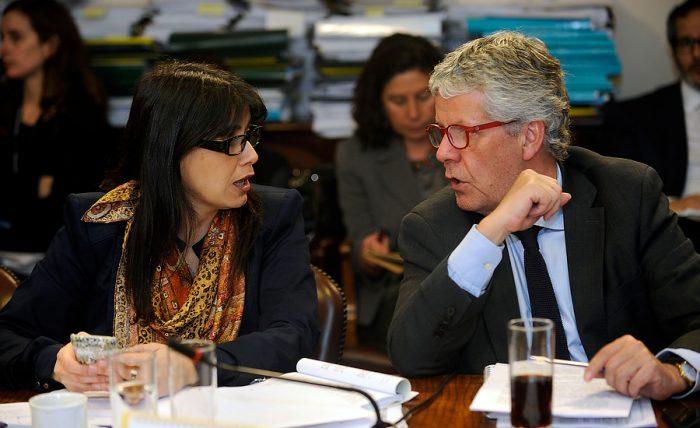 Bachelet entrega la cabeza de Javiera Blanco y resiste salida de Eyzaguirre