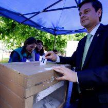 En Concepción se proyecta ventaja de Álvaro Ortiz (DC)
