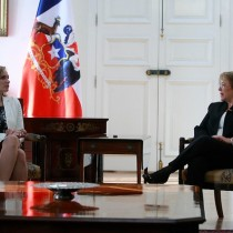 Michelle Bachelet: de santa a cabeza de turco