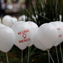 #NiUnaMenos: Miles de personas se congregan en Plaza Baquedano para marchar contra la violencia de género