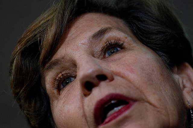 """Isabel Allende:  """"Las garantías de los niños vulnerables deben ser prioridad del próximo Gobierno"""