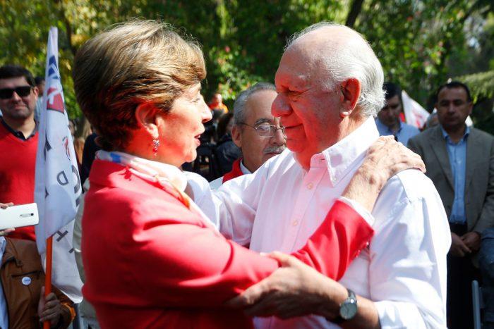 Lagos y Allende: asuntos de familia