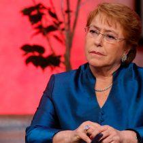 """Bachelet: """"A Chile no le hacen bien quienes encuentran todo malo"""""""