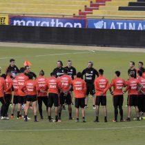 Chile se juega la vida frente a Perú para seguir en carrera a Rusia 2018
