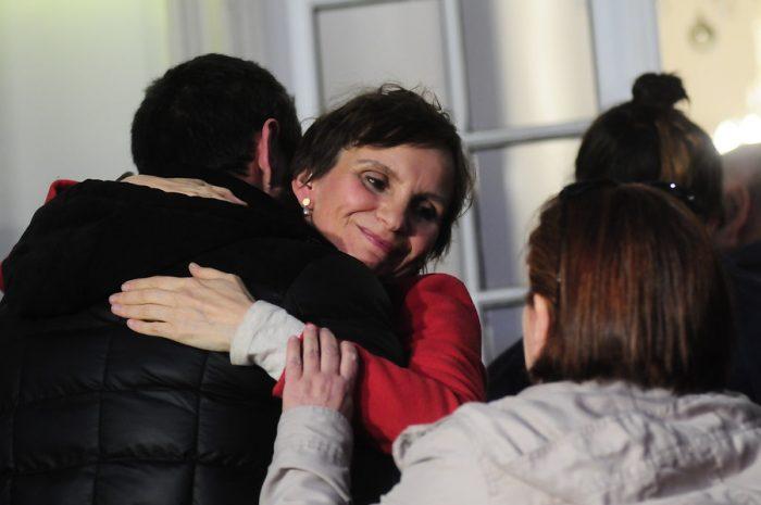 Carolina Tohá reconoce su derrota en Santiago