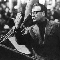 La huella de Allende