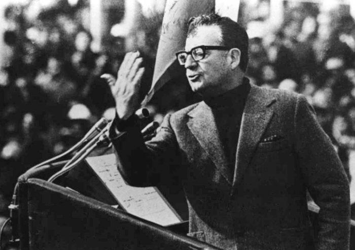 Allende, un líder excepcional de su época