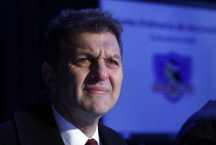 Lo tienen en la mira: ANFP investigará a Aníbal Mosa por vínculos con la