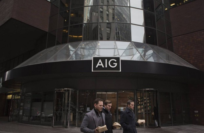 AIG anuncia venta de unidades de negocio en Chile a canadiense Watsa