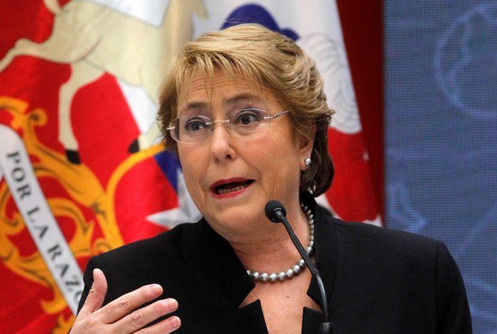 Bachelet anuncia $2.500 millones adicionales y creación de dos  institucionalidades al interior del Sename