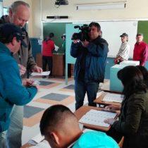 [VIDEO] Expulsan a senador Prokurica de local en Vallenar