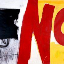 """Cartelera urbana: Exposición """"Una imagen llamada palabra"""", una reflexión sobre el arte chileno de los últimos 50 años"""