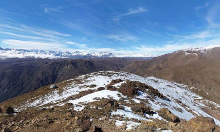 Cerro Provincia: jóvenes quedaron