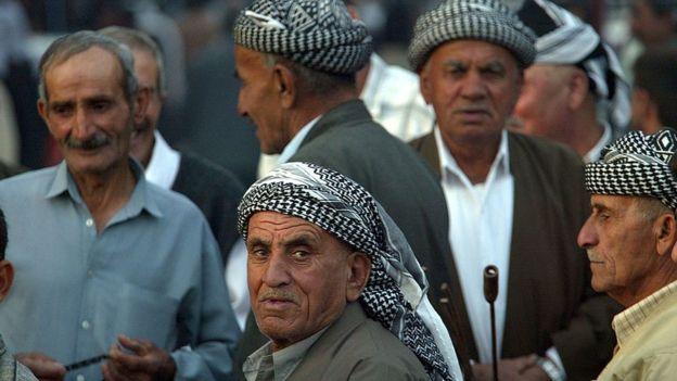 Mosul era una de las ciudades de más diversidad étnica de Irak.