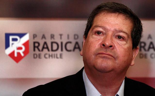 Presidente del PR reitera críticas a ministro Fernández e insiste en que debe renunciar
