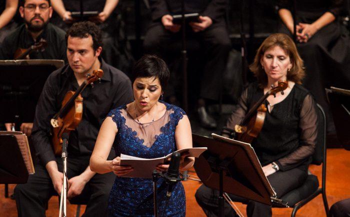 Orquesta Sinfónica de Chile será parte de «Gala Lírica: Voces Femeninas»