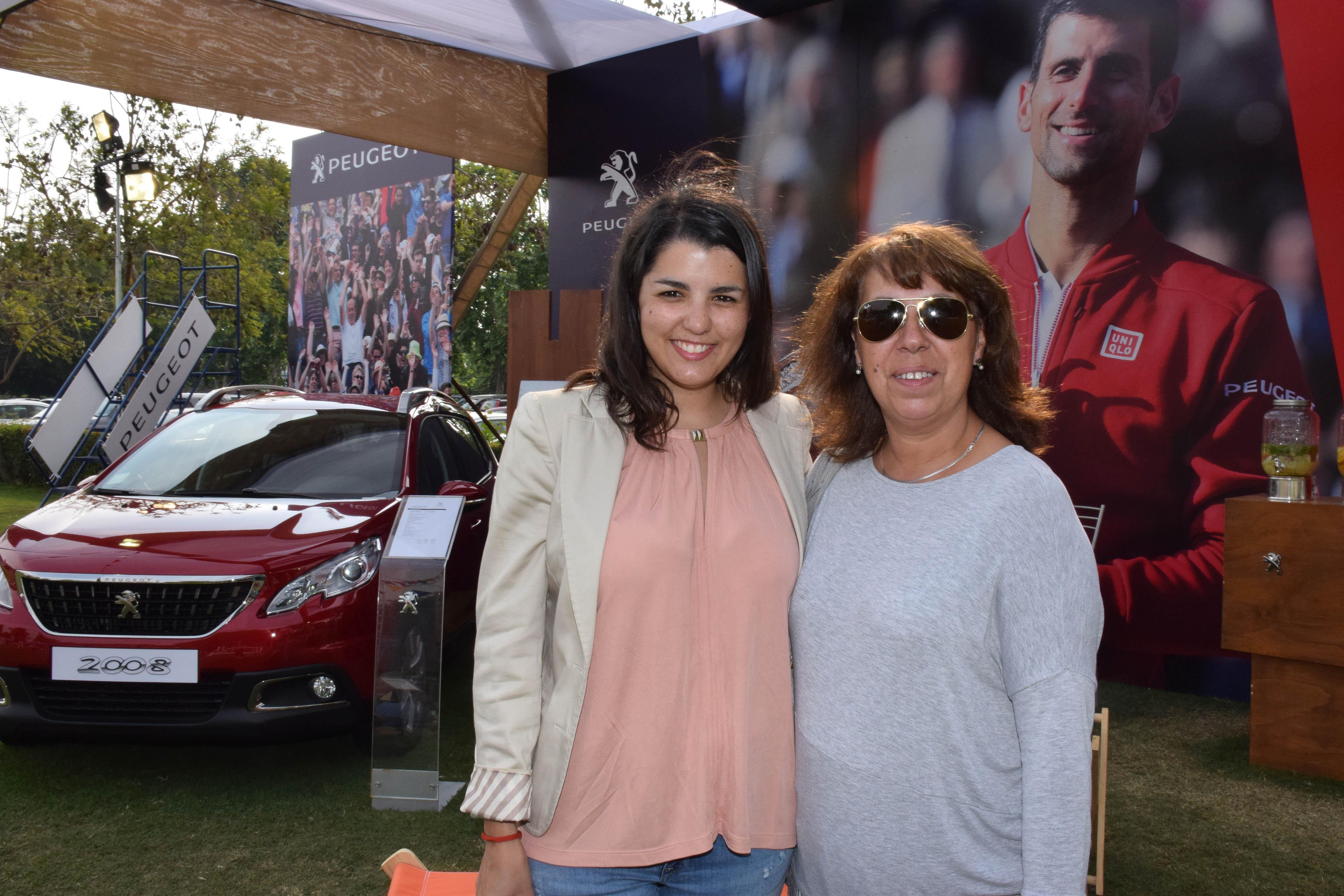 Francisca Rayo y Rosario Cano