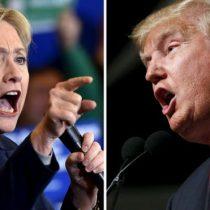 Acciones, dólar y peso mexicano se disparan luego de que FBI volviera a absolver a Clinton en caso correos y encuestas le dan ventaja sobre Trump