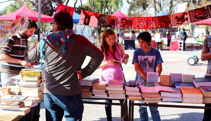 2da Feria del Libro Usado de Quilpué en Plaza Vieja de Quilpué. Entrada liberada