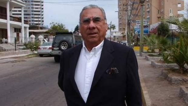 Alcalde de Iquique Jorge Soria renuncia para postular al Senado
