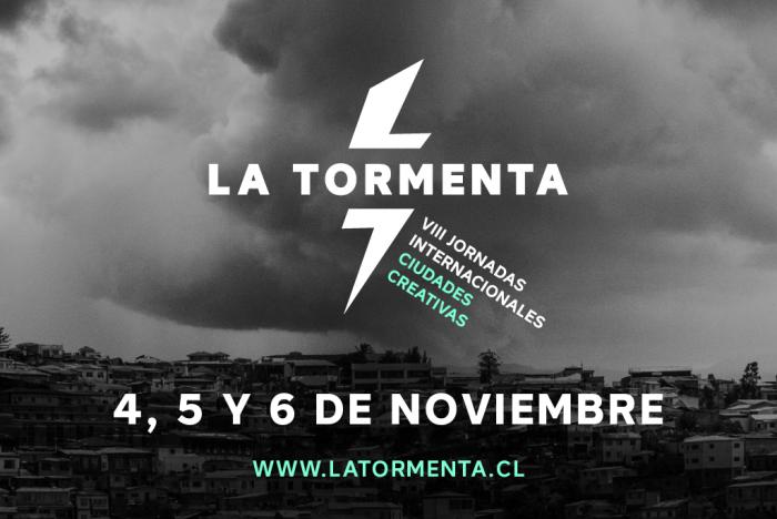 «Tormenta de Ideas» desafía en Valparaíso la creatividad colectiva en la cultura digital