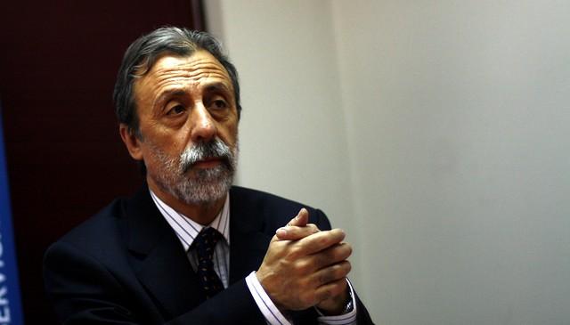 Luis Mesina: