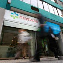 Crisis de Masvida: factor Gamma y garantías provocan rechazo de regulador en plan de ajuste presentado por la Isapre