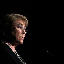 La soledad final de Bachelet y la ruina de la Nueva Mayoría