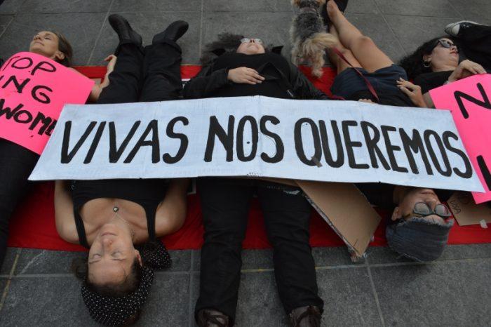 Triste recuento: Chile cierra un ciclo marcado por los femicidios