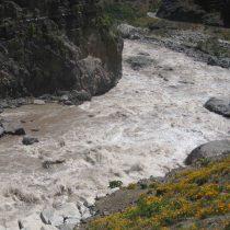 Informes de Aguas Andinas sobre Río Maipo revelan presencia de metales y minerales que sobrepasan la norma