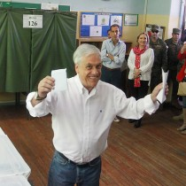 Encuesta CERC-Mori: Piñera se consolida como carta presidencial, le siguen Guillier y Lagos